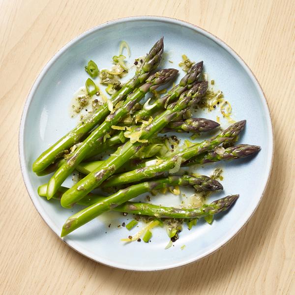 Lemon Herb Asparagus
