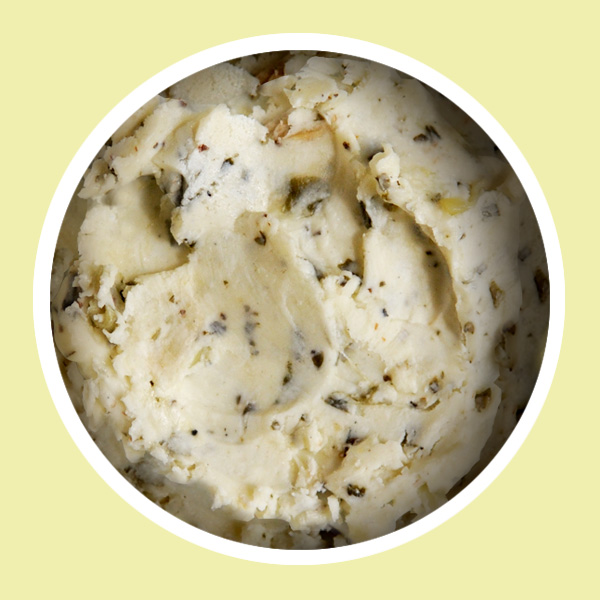 Lemon Herb Seasoned Butter